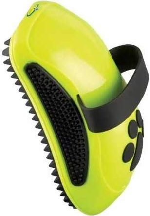 FURminator Peigne d'étrille avec dents en caoutchouc